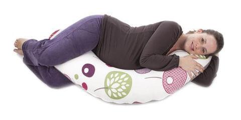 zwangerschapskussen slapen