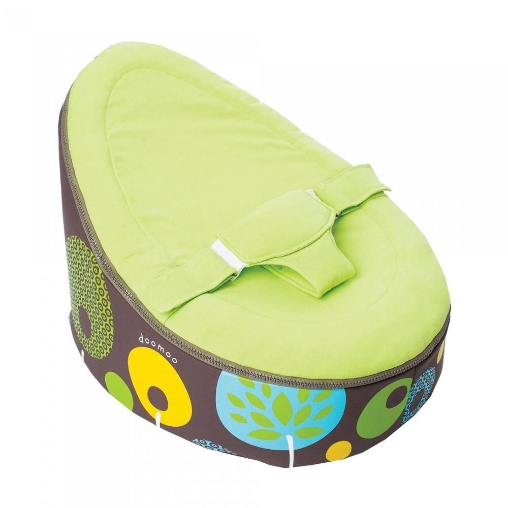 Domoo Seat Zitzak.Doomoo Seat Tree Lemon Quper Babywinkel