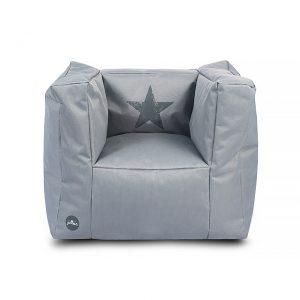 jollein-kinderfauteuil-beanbag-faded-star-grey