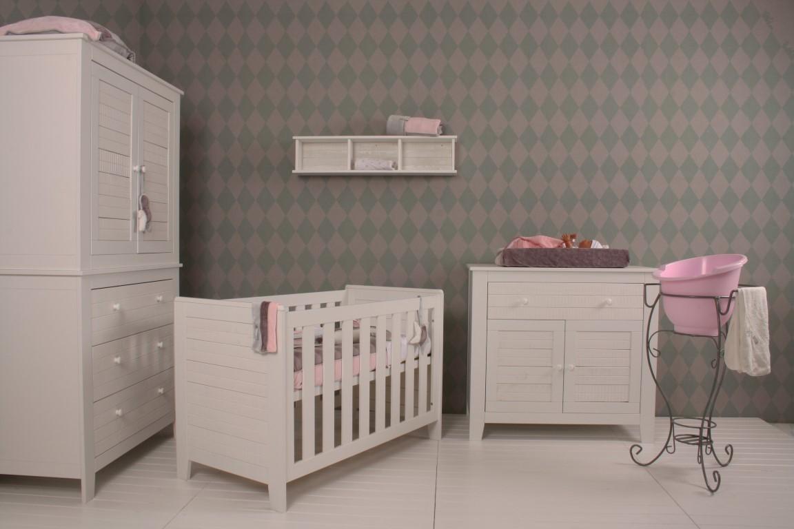 Babykamer Compleet 3 Delig.Babykamer Compleet Milano Quper Babywinkel