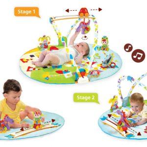 yookidoo gymotion activity playland speelkleden