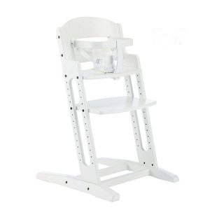 trip trap stokker dan high chair wit