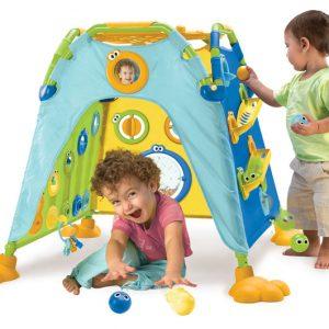 speelkleed yookidoo discovery playhouse