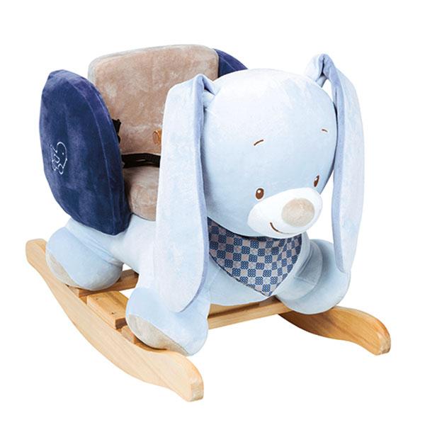 nattou hobbelpaard bibou het konijn