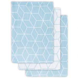 Hydrofiel washandje Jollein Graphic.1