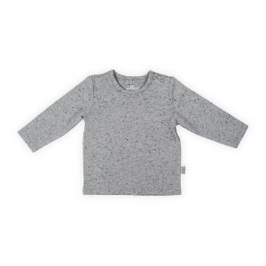 jollein shirtje speckled grey