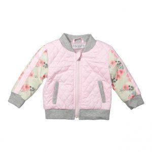 dirkje baby jasje licht roze + mint