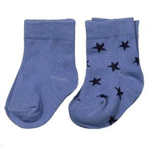 Dirkje baby sokken blauw