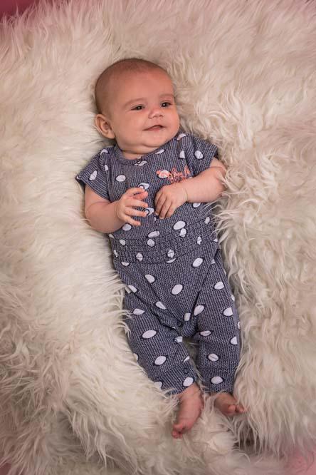Dirkje Babykleding.Dirkje Baby Jumpsuit Navy Dots Quper Babywinkel