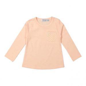 Dirkje baby T-shirt roze