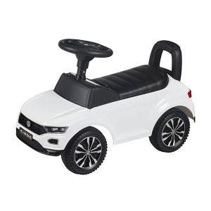 Loopauto Volkswagen wit