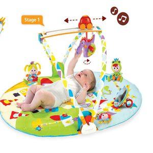 Speelkleed gymotion activity playland