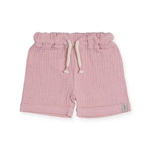 Jollein short wrinkled pink
