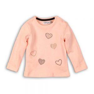 Dirkje shirt licht roze