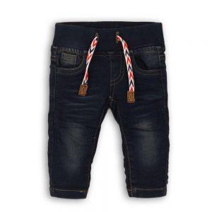 Dirkje spijkerbroek blauw met veter