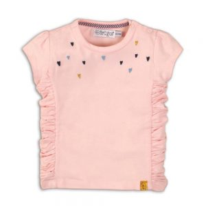 Dirkje t-shirt light pink