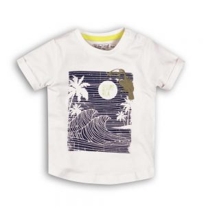 Dirkje T-shirt summer - white